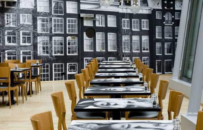 Inntel Hotels Amsterdam Centre - Restaurant - 4