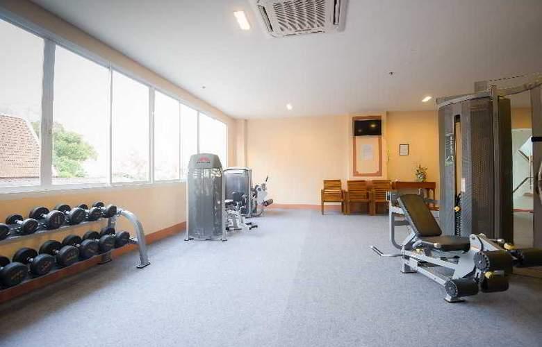 Bauman Residence - Sport - 41