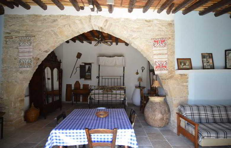 Traditional Village Houses Skarinou - Room - 13