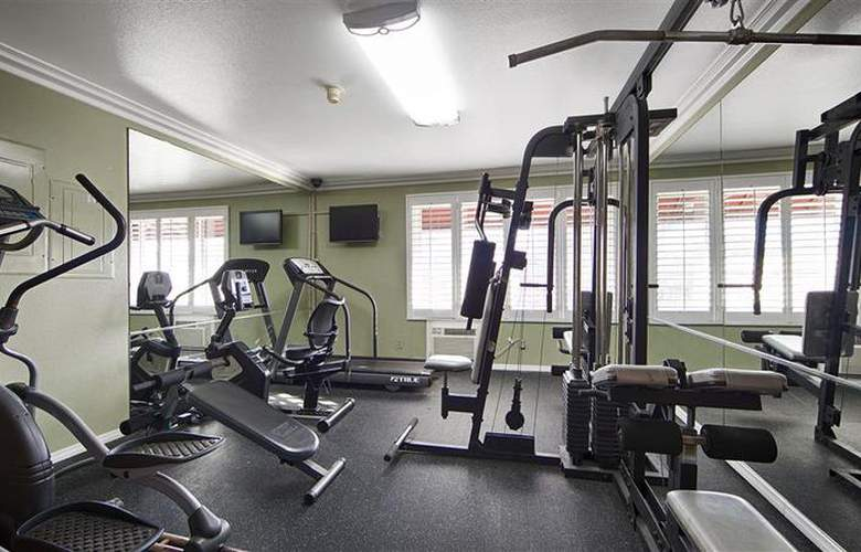 Best Western Harbour Inn & Suites - Sport - 23