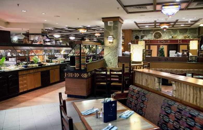 Disney's Sequoia Lodge - Restaurant - 4