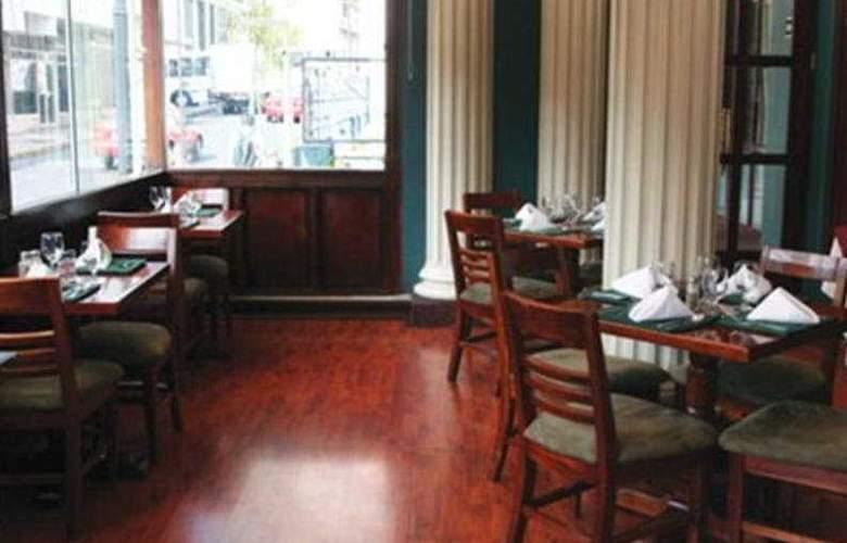 Sleep Inn Paseo Las Damas - Restaurant - 1