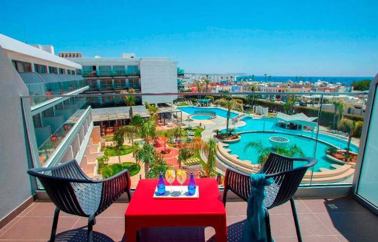 Faros Hotel - Terrace - 19