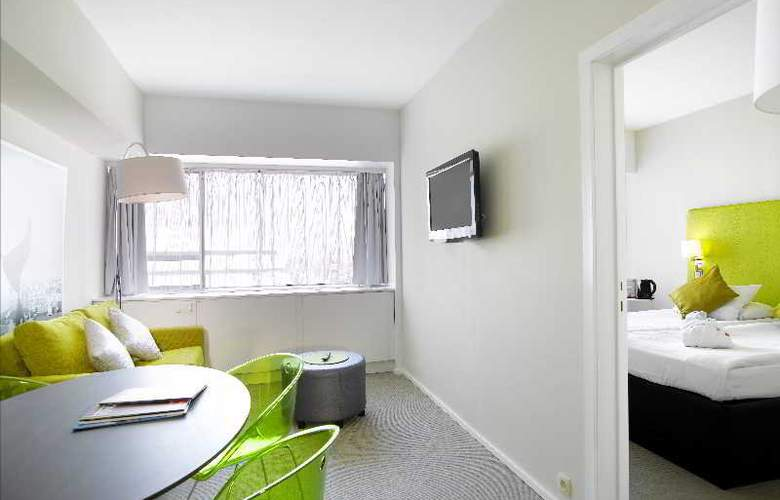 Thon Brussels City Centre - Room - 14