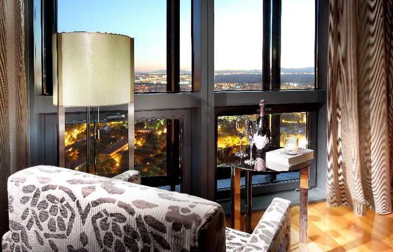 Eurostars Madrid Tower - Room - 2
