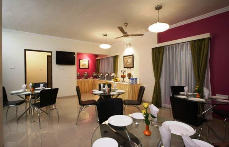 Keys Hotel Nestor Mumbai - Restaurant - 4
