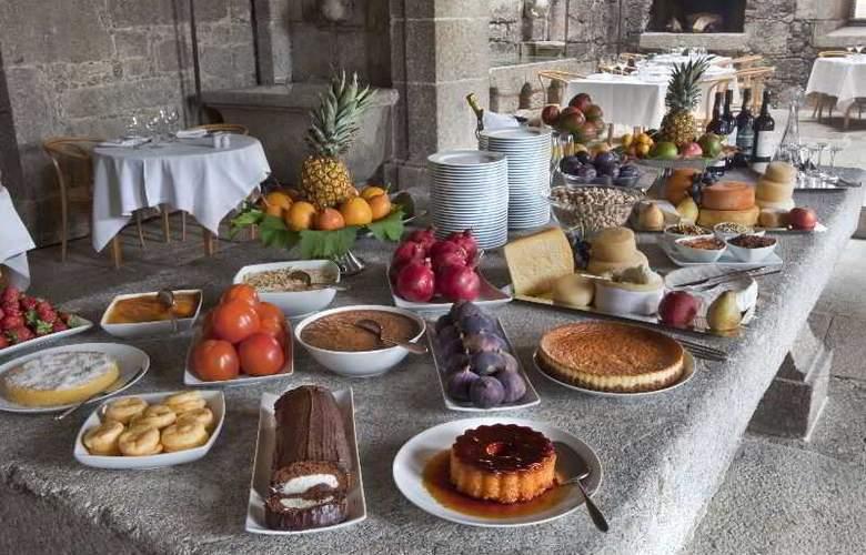 Pousada do Gerês-Amares - Santa Maria do Bouro - Restaurant - 21