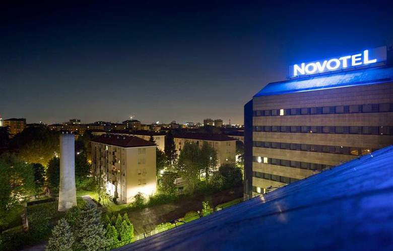 Novotel Milano Nord Ca Granda - Hotel - 63