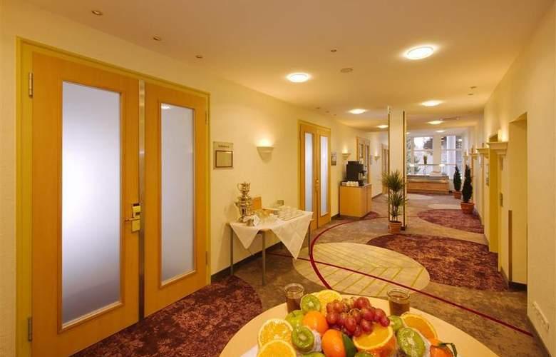Best Western Premier Hotel Villa Stokkum - Conference - 72