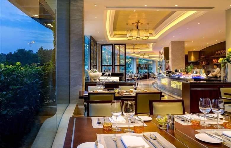Sofitel Hangzhou Westlake - Restaurant - 85
