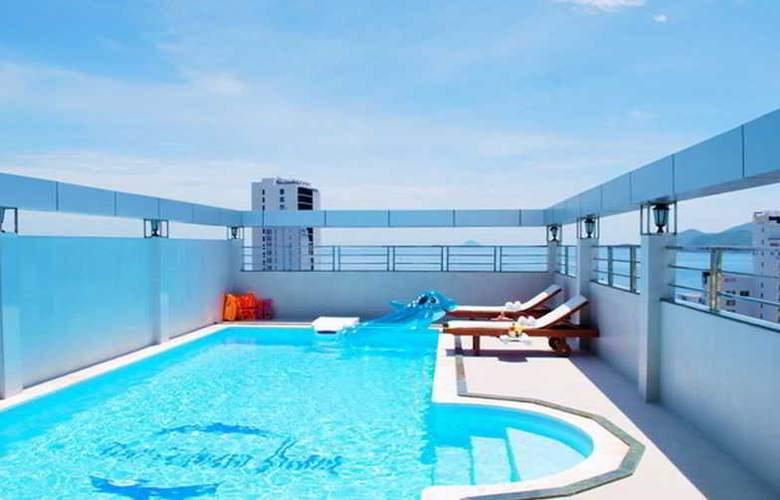 Barcelona Hotel - Pool - 22