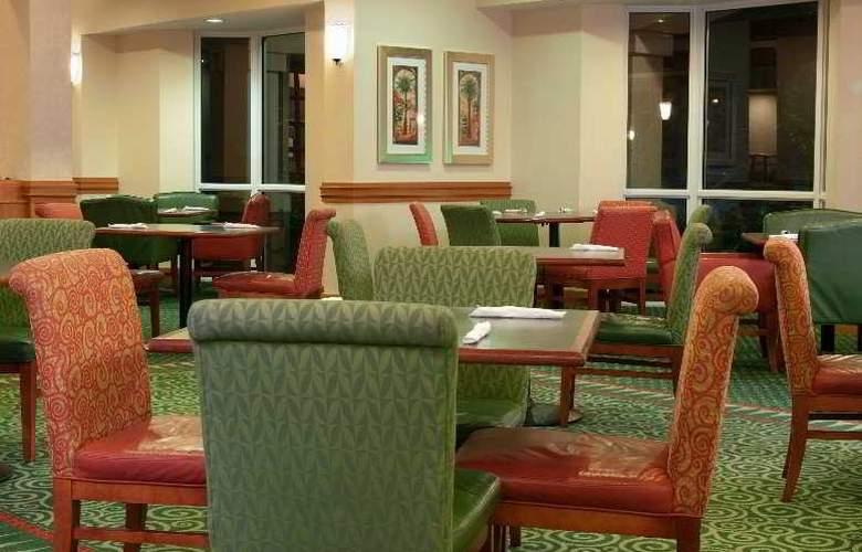 Courtyard By Marriott Fort Lauderdale Weston - Restaurant - 7