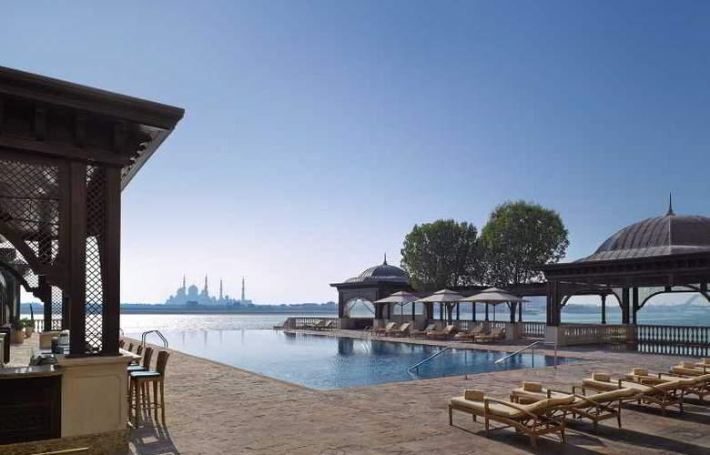 Shangri-la Hotel Qaryat Al Beri Abu Dhabi - Pool - 3