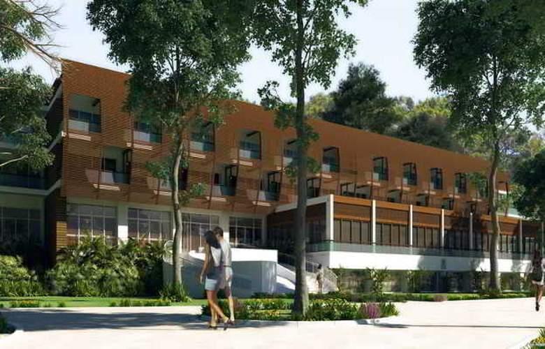 Nirvana Lagoon Villas Suites & Spa - Hotel - 2