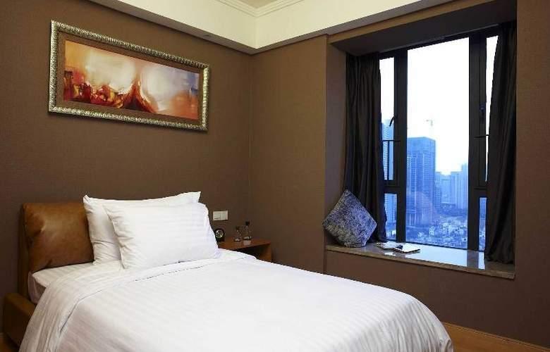 Dan Executive Apartment Guangzhou - Room - 5