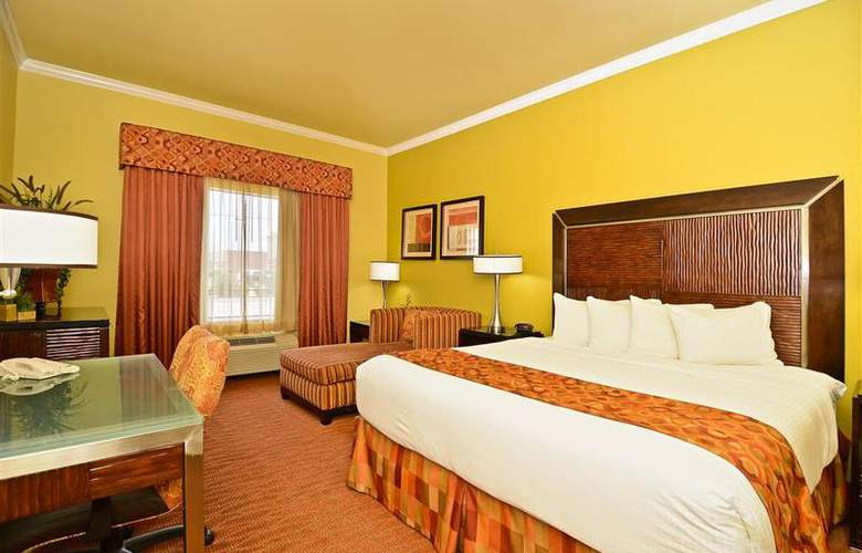 Best Western Plus Christopher Inn & Suites - Room - 164