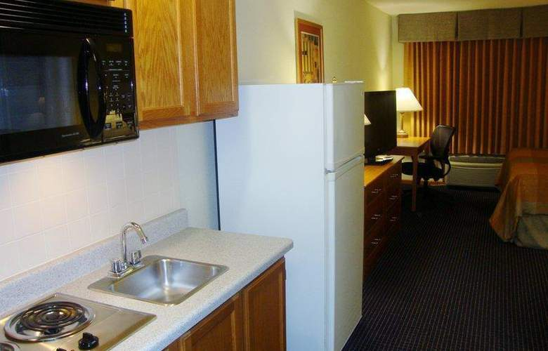 Best Western West Towne Suites - Room - 44