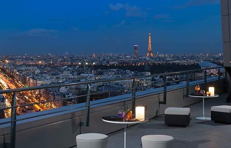 Meliá Paris La Défense - Terrace - 7