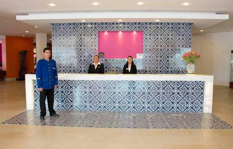 Best Western Real de Puebla - General - 22
