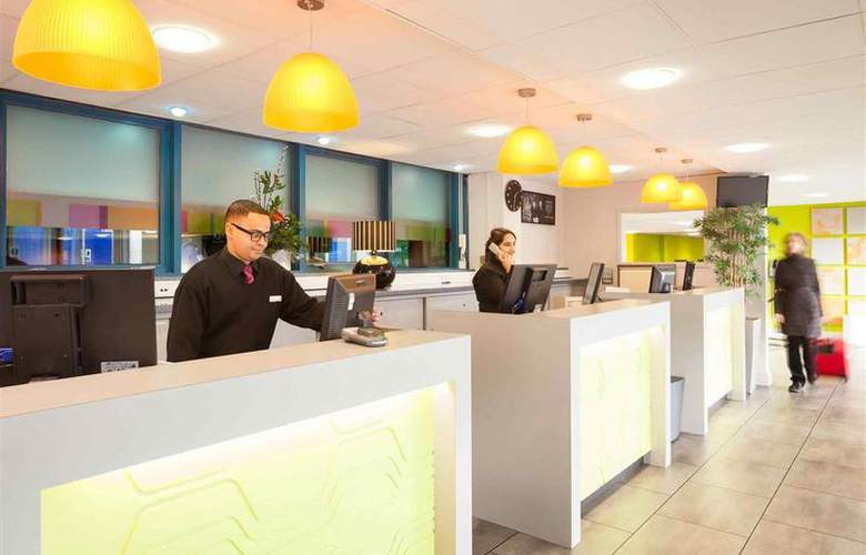 Ibis Styles London Excel Hotel - Hotel - 1
