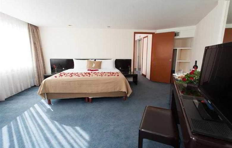 Best Western Plus Gran Morelia - Hotel - 95