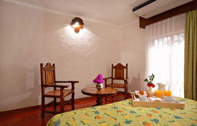 Villas Arqueologicas Uxmal - Room - 1