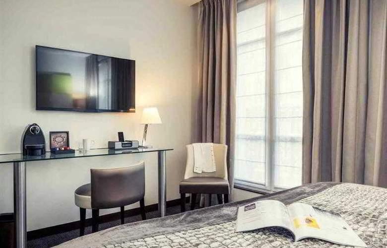 Mercure Paris La Sorbonne - Hotel - 13