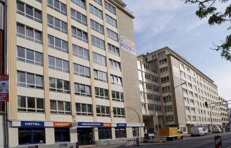 A&O Hamburg City Sued - Hotel - 0