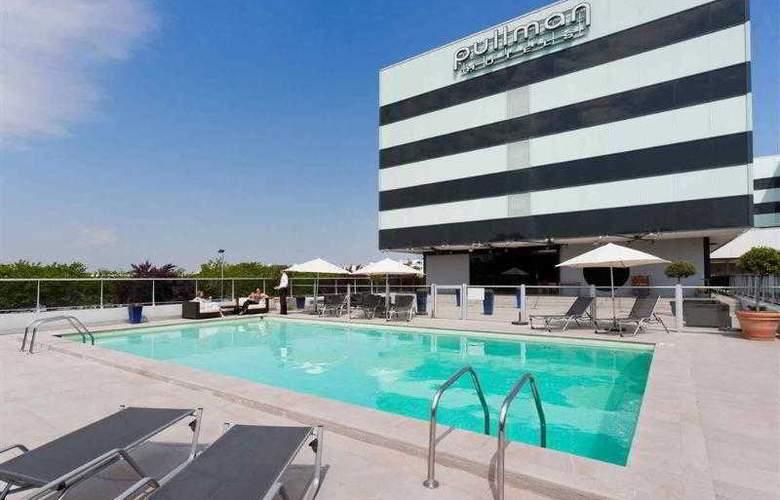 Pullman Bordeaux Lac - Hotel - 8
