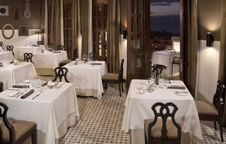Meliá Hacienda del Conde - Restaurant - 36