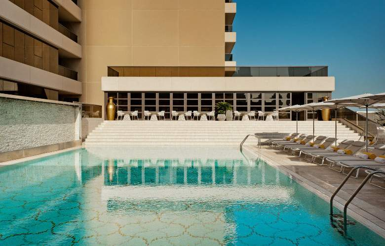 Grosvenor House, a Luxury Collection - Pool - 9