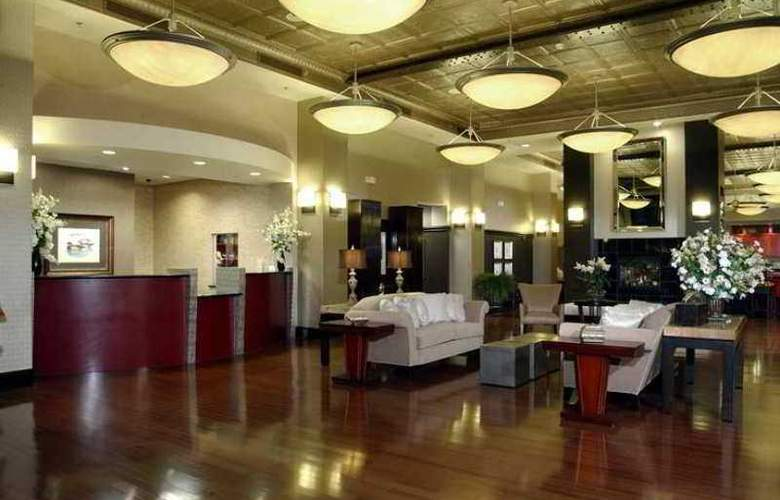 Homewood Suites by Hilton Indianapolis-Dwntow - Hotel - 8