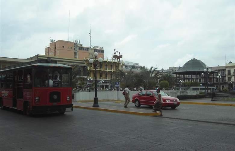 Best Western Expo-Metro Tampico - Hotel - 54