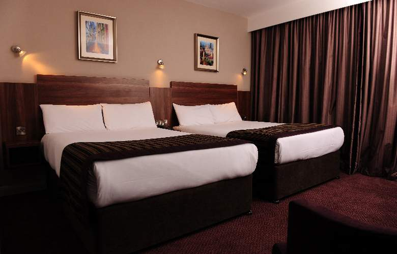 Jurys Inn Birmingham - Room - 5