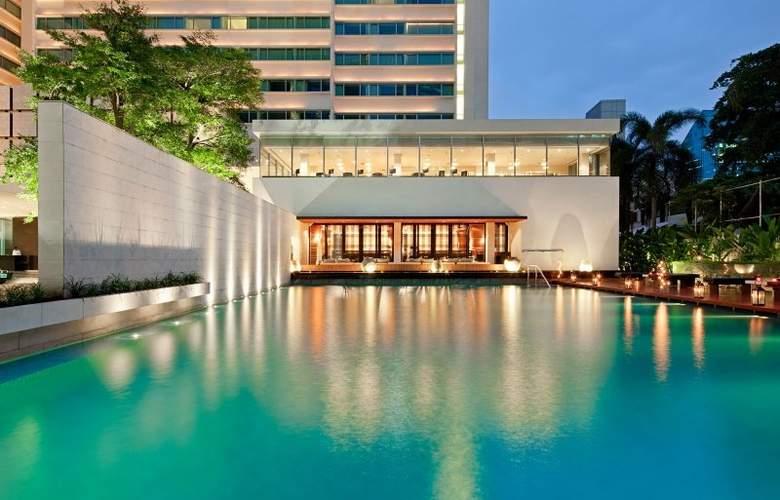 Metropolitan Bangkok - Pool - 10