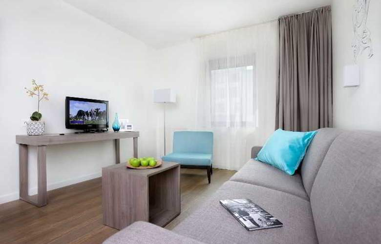 Citadines Toison d Or - Room - 12