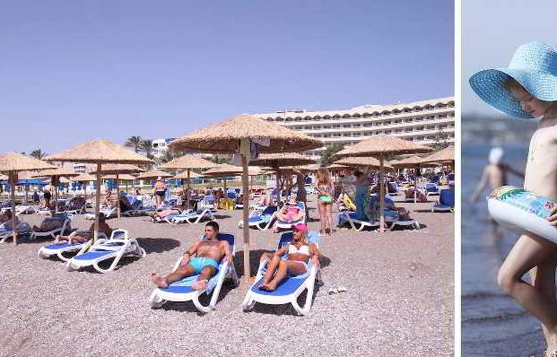 Dessole Olympos Beach Resort - Beach - 5