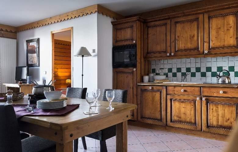 Pierre & Vacances Premium les Hauts Bois - Room - 6