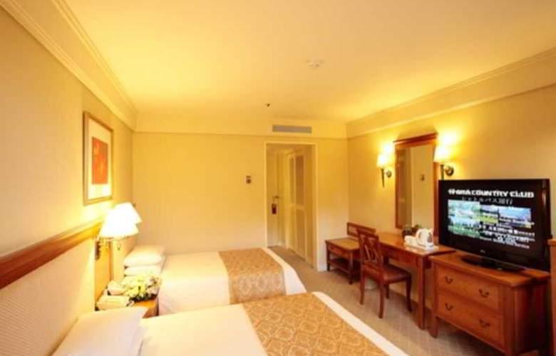 Jeju Grand Hotel - Room - 11