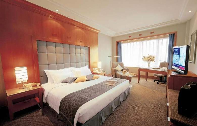 Crowne Plaza Shanghai - Room - 0