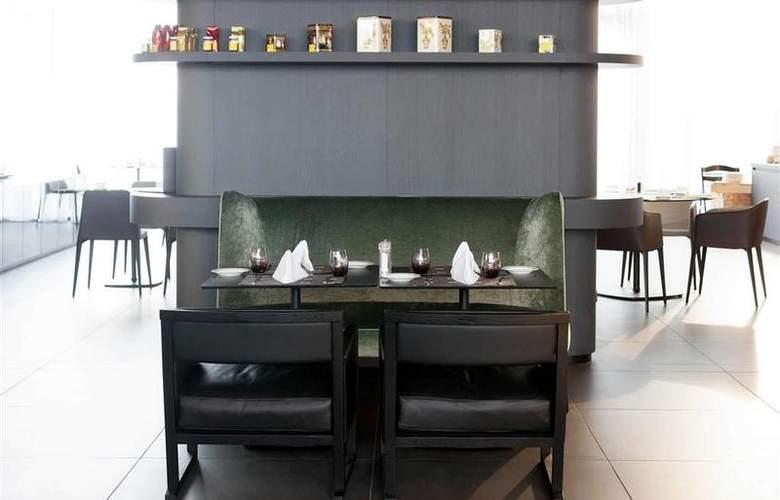 Novotel Basel City - Restaurant - 18