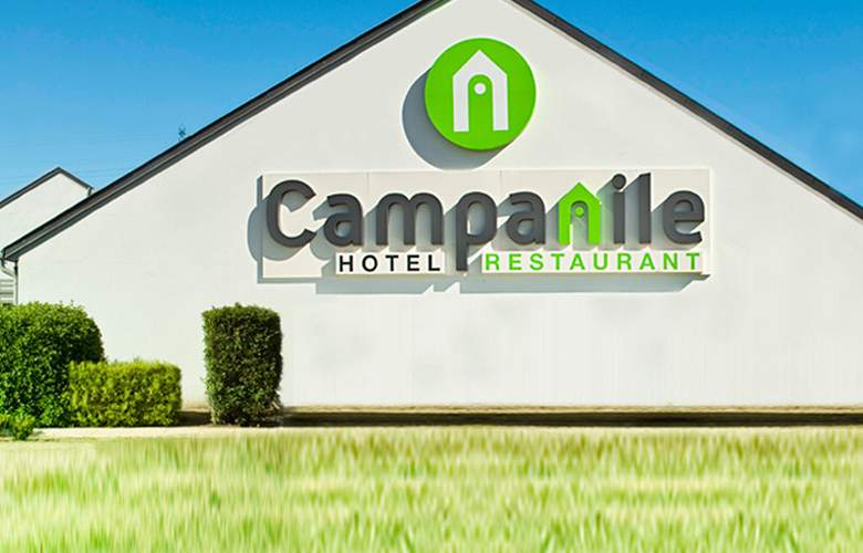 Campanile Limoges Nord - Hotel - 0