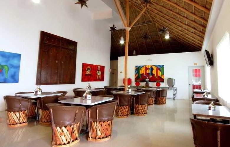 Hotel Zar Colima - Restaurant - 4