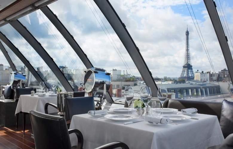 The Peninsula Paris - Restaurant - 5