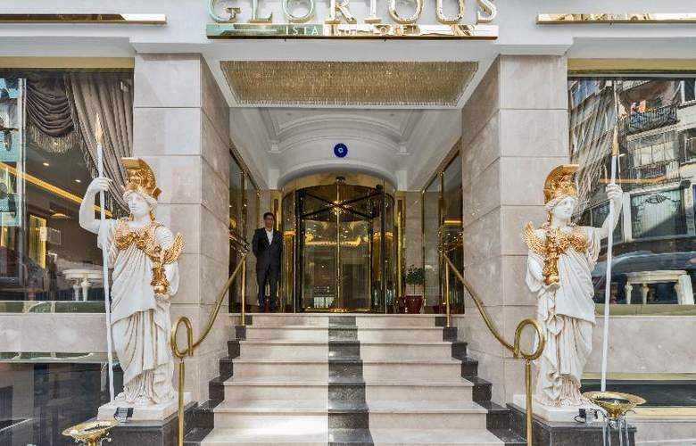 Glorious Hotel Istanbul - Hotel - 9