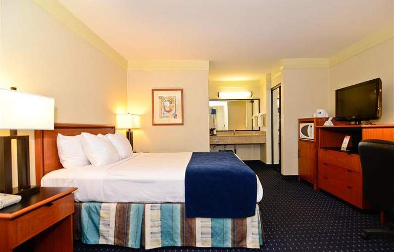 Best Western Mission Bay - Room - 76