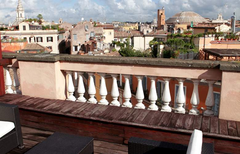 Exe Della Torre Argentina - Terrace - 21