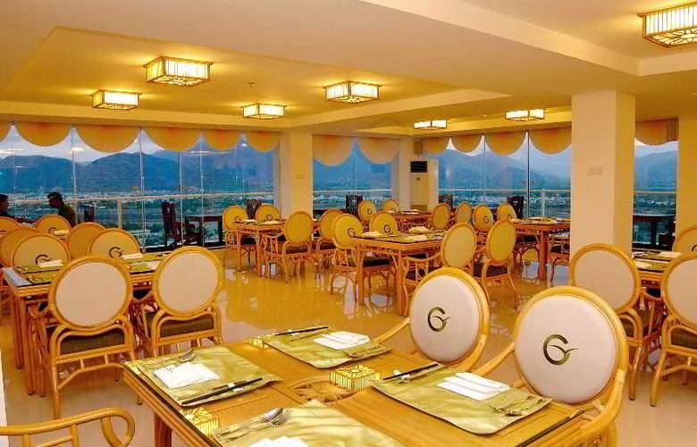 Green World Hotel Nha Trang - Restaurant - 52