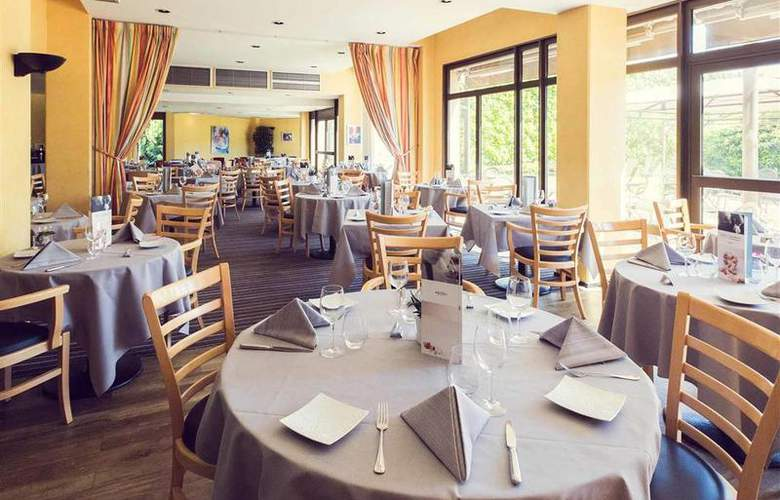 Mercure Tours Sud - Restaurant - 93