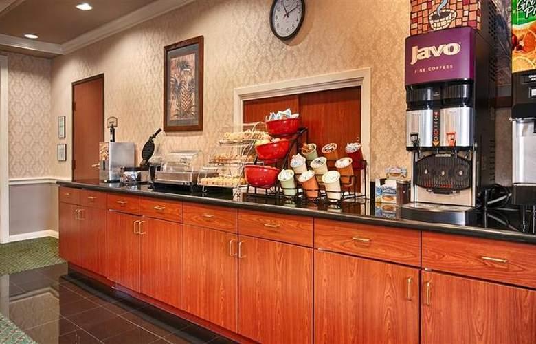 Best Western Fountainview Inn&Suites Near Galleria - Restaurant - 63